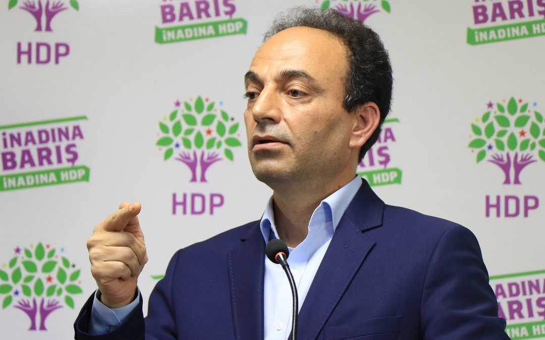 Turkey issues detention warrant pro-Kurdish deputy Baydemir
