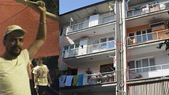 Teacher dies after falling from balcony as police raid home for arrest
