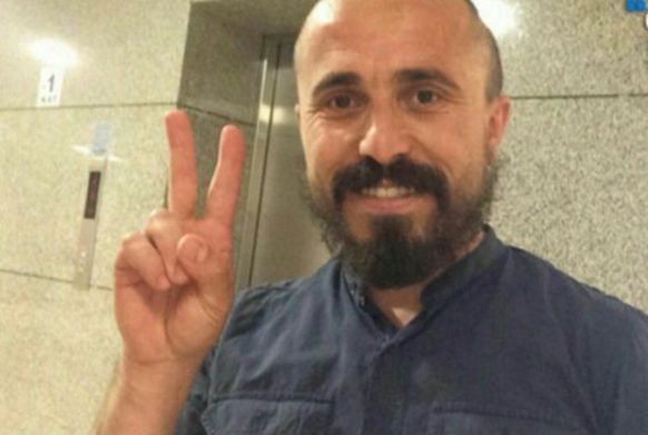 One more journalist behind bars in Turkey