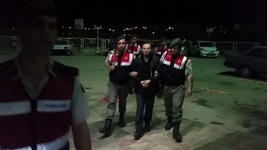 Academic, father caught near Greek border while on way to escape Turkey crackdown