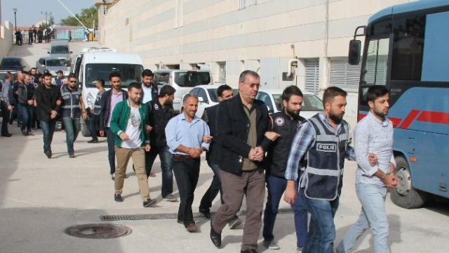 14 university students, 6 teachers under custody over coup charges