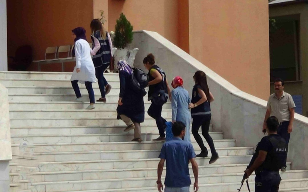 12 including housewives, teachers detained over coup charges
