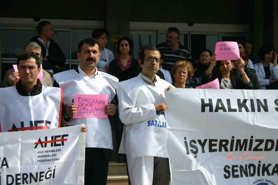 Urologist dismissed twice, in different post-coup emergency decrees