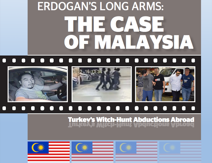Erdoğan's long arm in Asia under spotlight as Malaysia deports 3 Turks back home: report