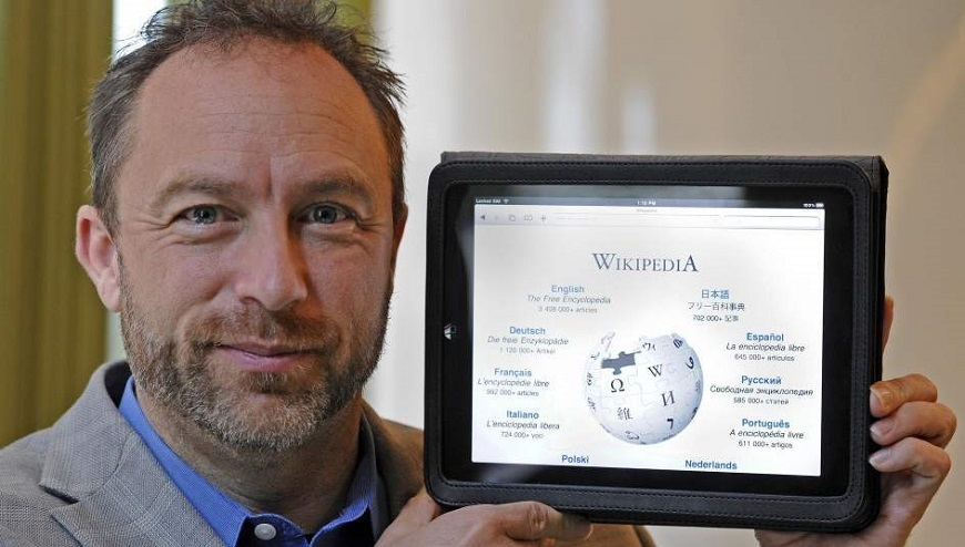 Days after banning Wikipedia, Turkey disinvites founder from Istanbul expo