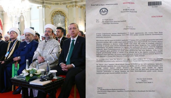 10 pro-Erdogan imams accused of spying fled Germany
