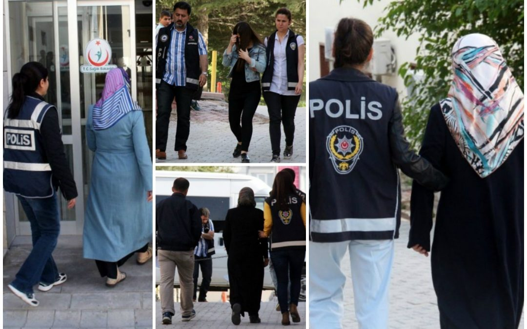 12 from gov't-closed women association detained over coup charges