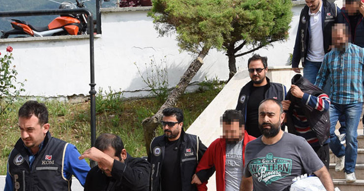 27 dismissed academics detained over alleged coup involvement