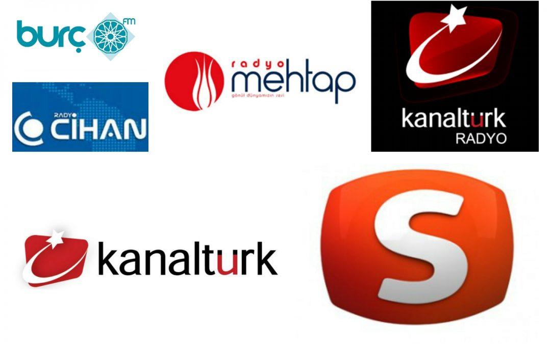 6 radio, TV stations seized due to Gülen links sold to Erdogan-controlled media group: report