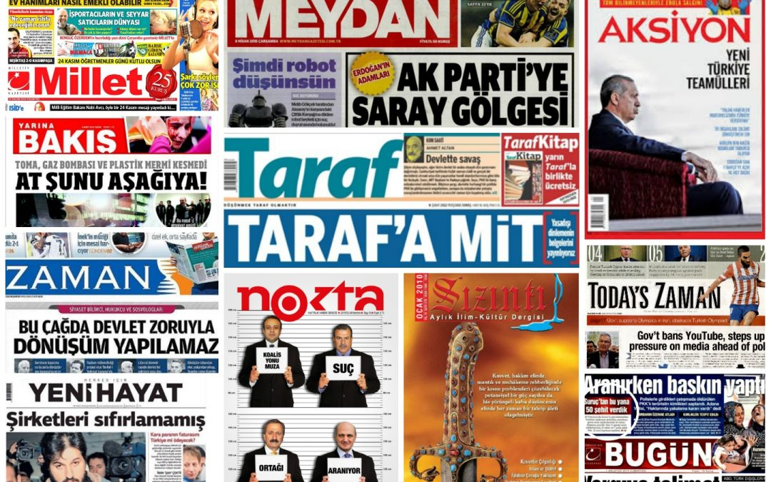 Gov't restricts access to national archive of media outlets closed under emergency rules