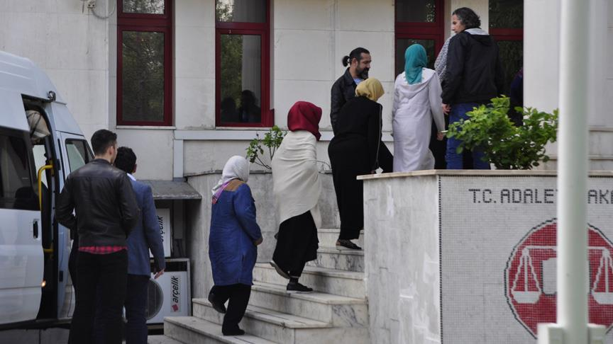 Afyon court jails 17 housewives over alleged coup involvement
