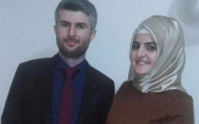 Arrested journalist married in 10-minute ceremony in prison