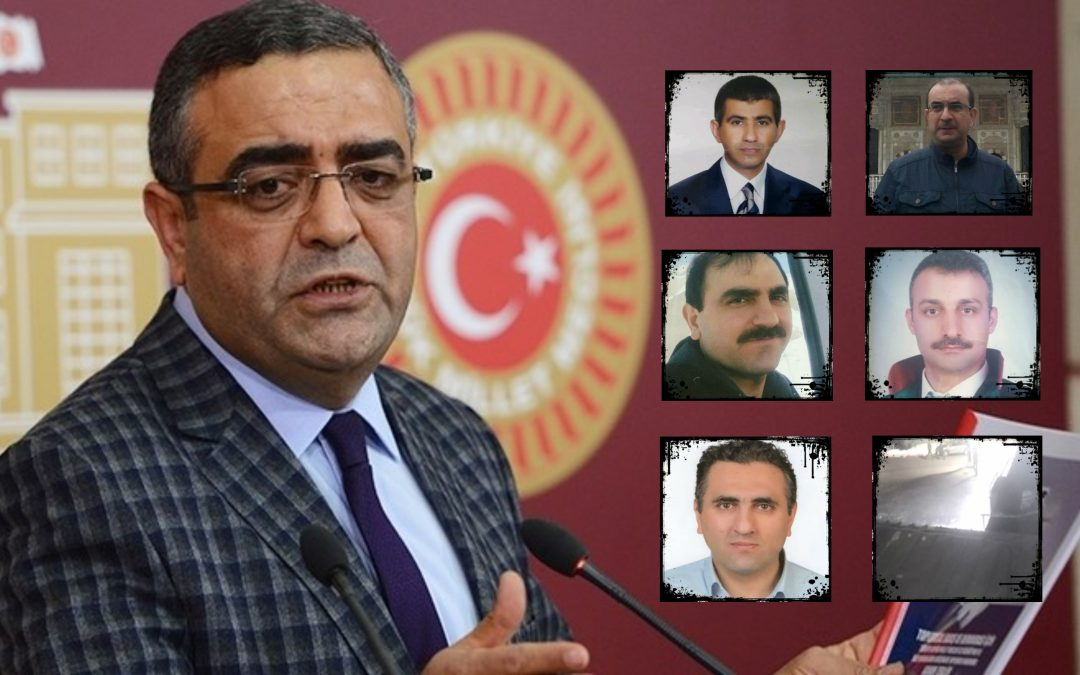 Opposition deputy to Turkish government:  What happened to 7 kidnapped Turkish citizen?