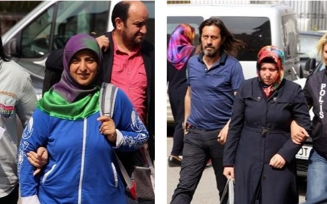 39 doctors, teachers, housewives detained on coup charges: report