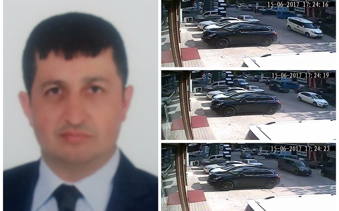 Another dismissed gov't employee abducted in black van in Turkey's capital: wife