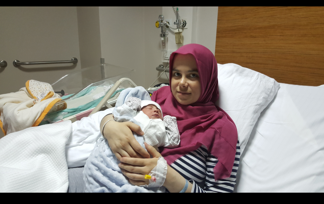 Police detain Bursa woman on coup charges a day after giving birth