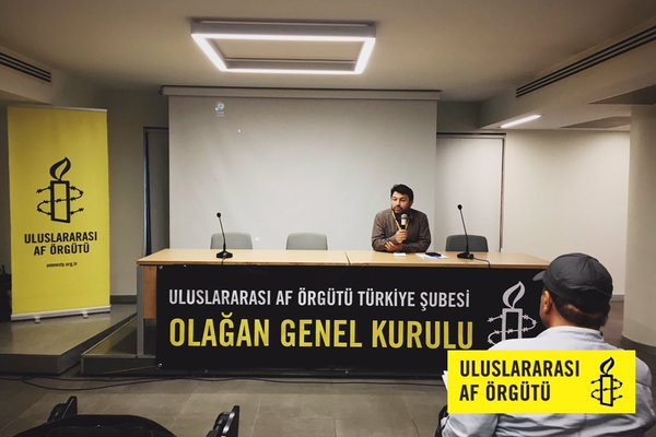 18 including AI Turkey chairman under detention over alleged Gülen links