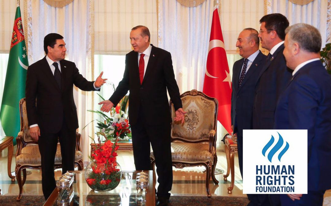 HRF urges UN to oppose torture on 18 Gülen followers imprisoned in Turkmenistan
