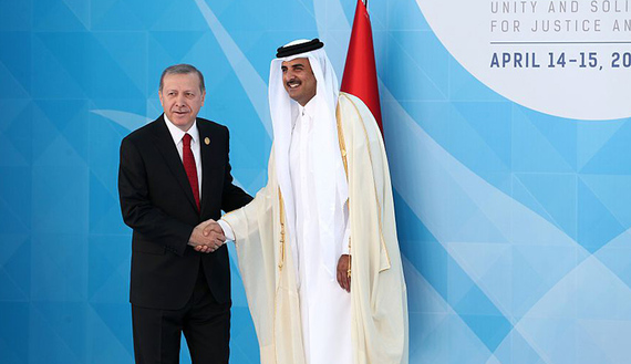 Turkish family detained in Qatar as Erdogan steps up crackdown on Gulenists abroad