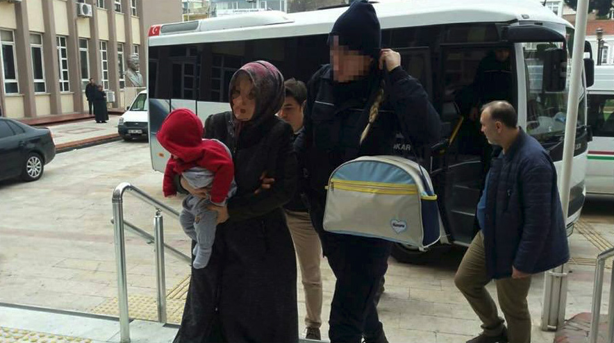 Detained woman, newborn baby transferred to prison 1,291 km away from home