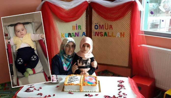 Turkey allegedly keeps mother with infant under arrest until husband surrenders self