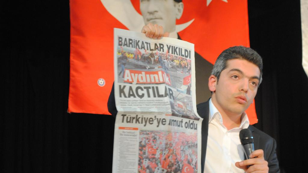 Chief editor of another daily newspaper sent to jail