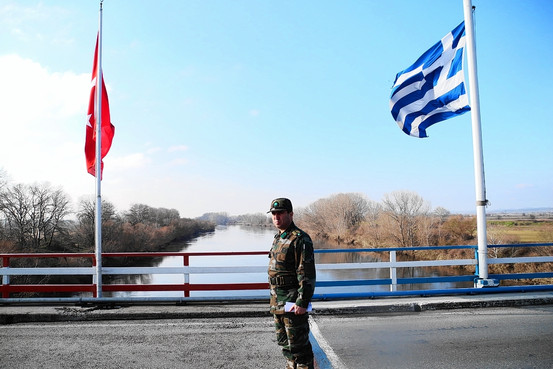 Another dismissed police chief detained while escaping to Greece