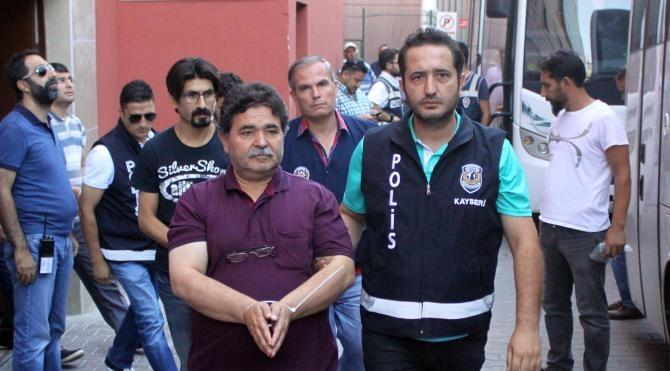 14 Kayseri businessmen under detention on coup charges