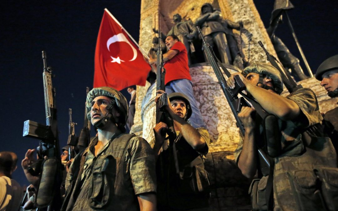 New emergency decree sends post-coup 'terrorists' to mandatory military service