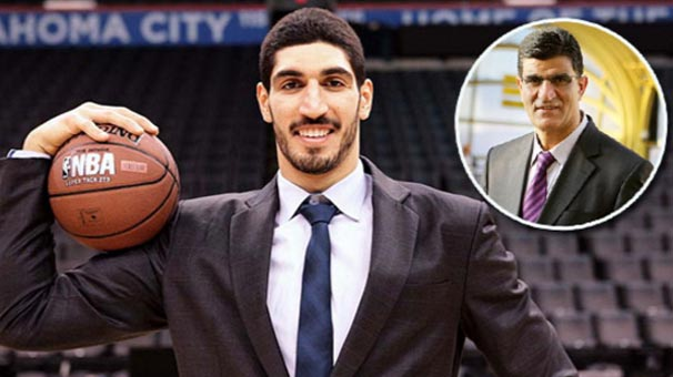 Failing to arrest outspoken NBA star, Turkish gov't detains father