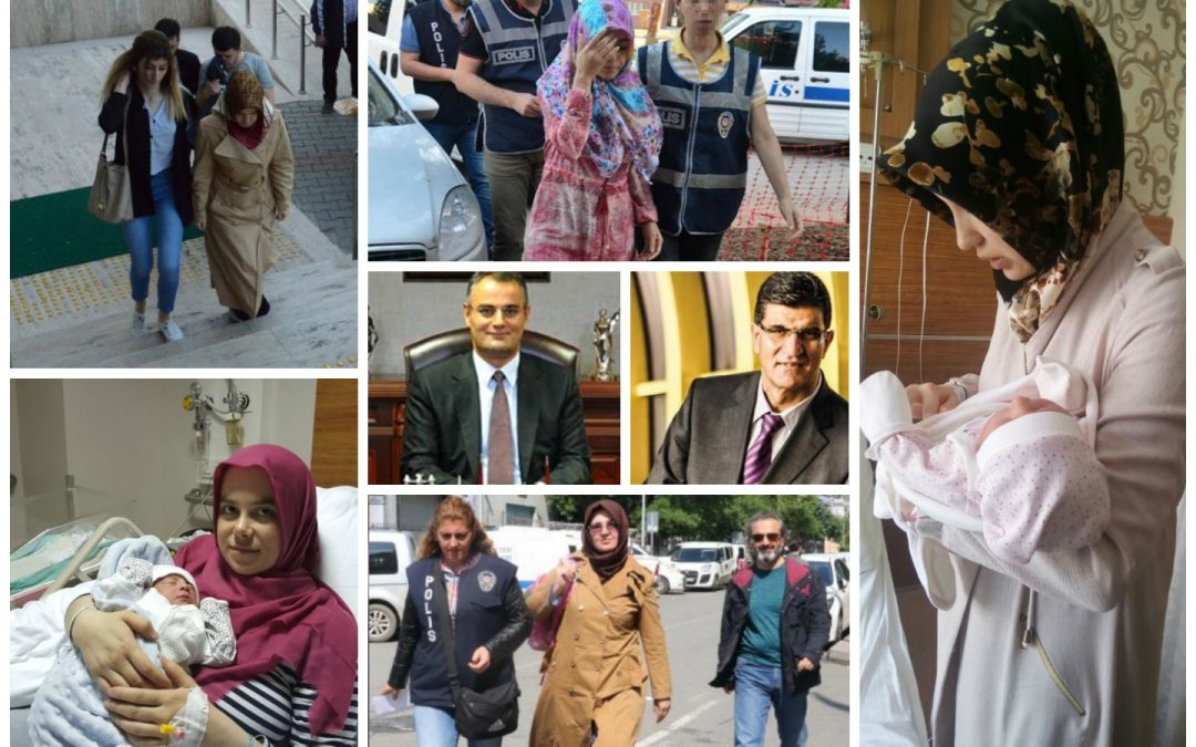Ministry: 920 detained in operations targeting Gülen movement over past week