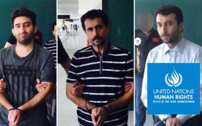 UN demands access to 3 Turks forcibly returned from Malaysia