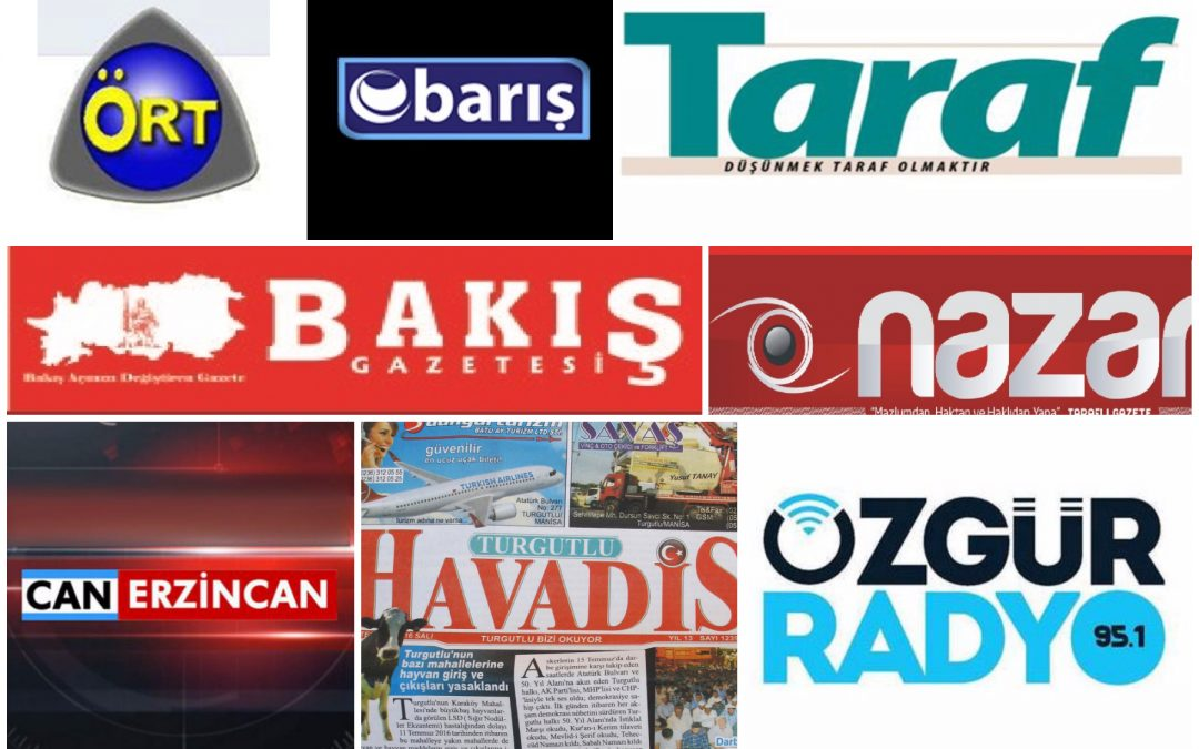 Gov't puts up for sale properties of 8 media outlets seized from critics