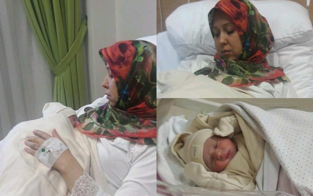 Another woman faces detention at hospital just after giving birth