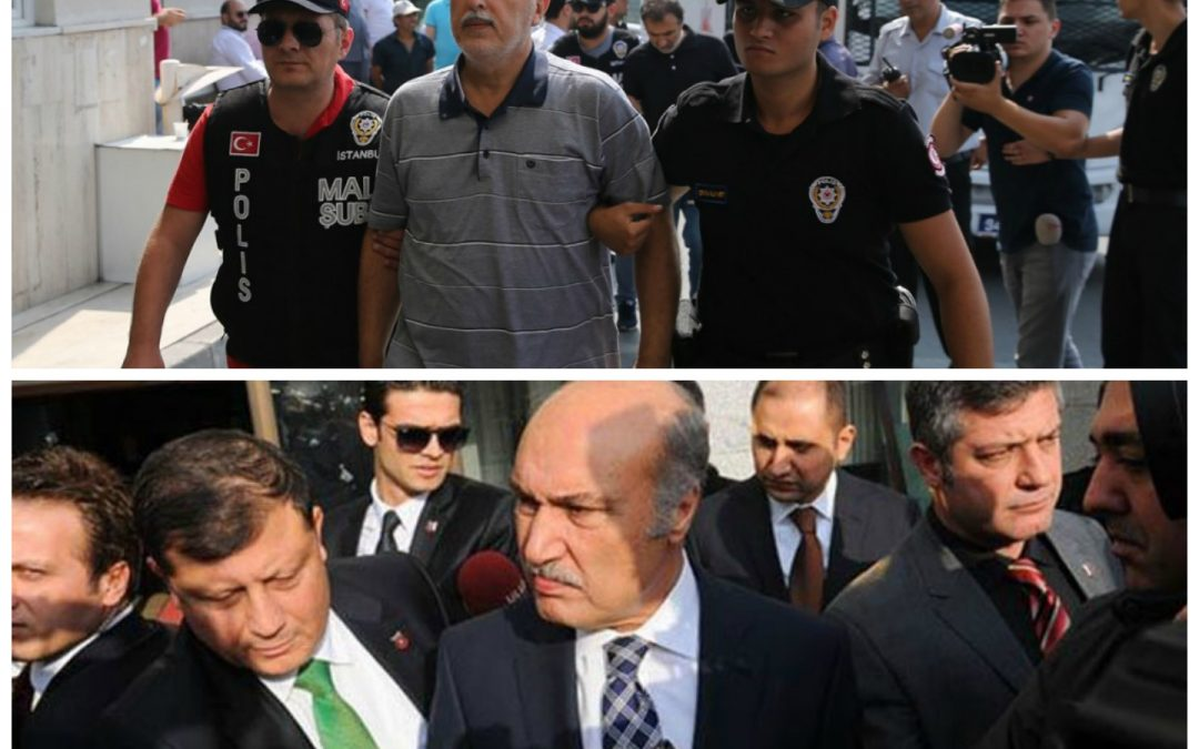 Former Istanbul governor, police chief face 3 consecutive life sentences