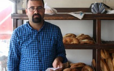 Dismissed primary school teacher sets up bakery to get by