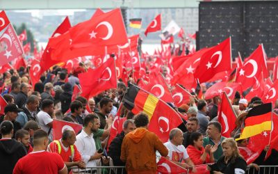 Germany says Turkish intelligence stepped up spying activities in Germany