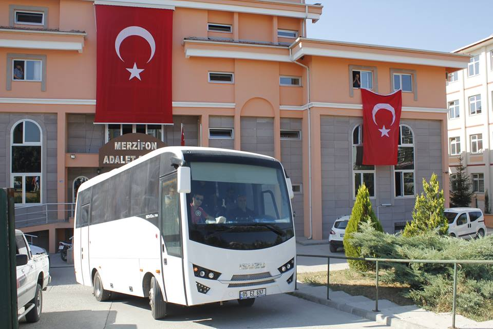 51 detained over ByLock use in Merzifon, Yozgat, Kahramanmaraş: report
