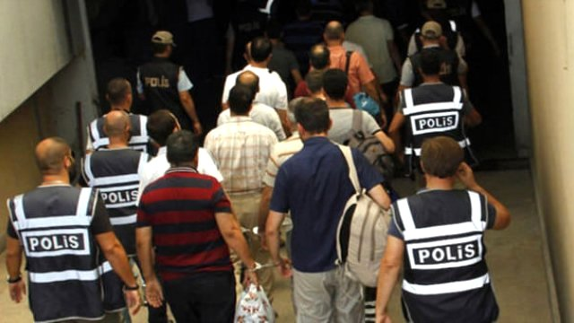 Detention warrants issued for 168 in Istanbul