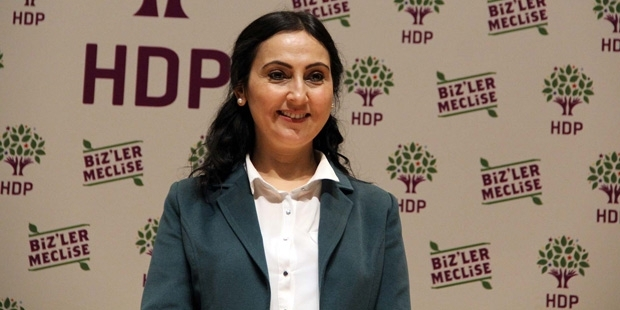 Turkey seeks 10-year jail term for pro-Kurdish leader on terror charges