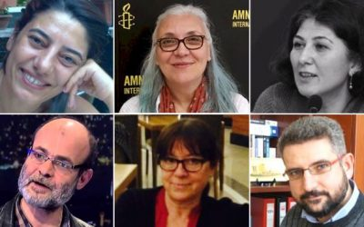 Rights activists detained in Turkey at risk of torture, says UN spokesman