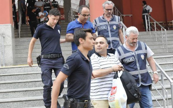 Judge suffering cancer jailed in Kocaeli, wife under detention in Tokat