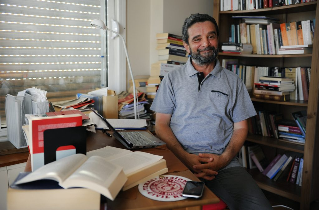 Jailed political scientist given 50 months in prison for 'threatening' Erdoğan