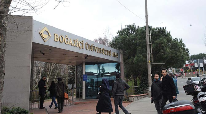 72 academics from Boğaziçi, Medeniyet universities under custody