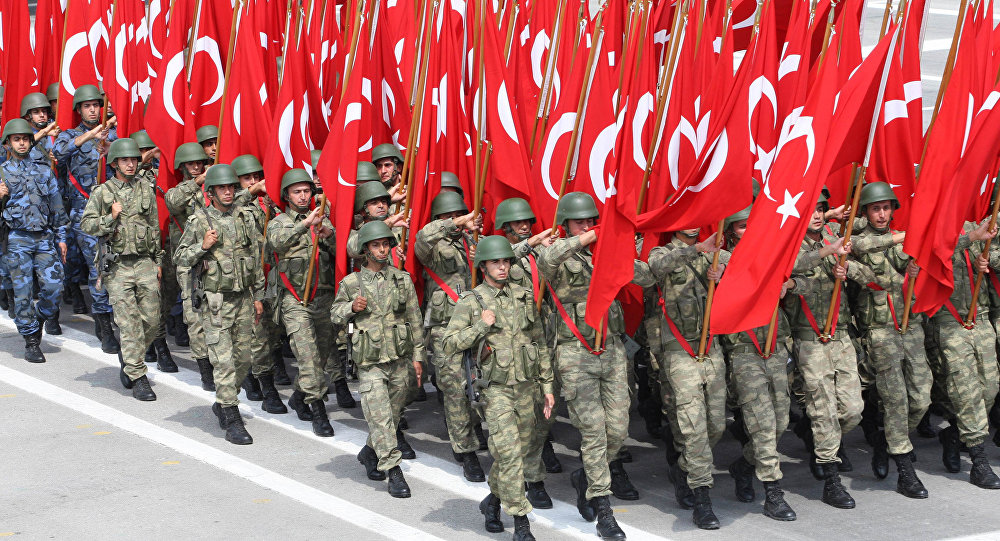 Turkish military returns to post-Independence War practices due to purges: report