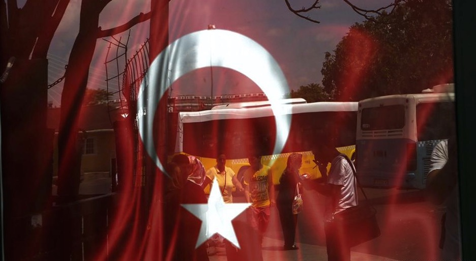 Turkey removes 7,563 more from public service a day before failed coup's anniversary