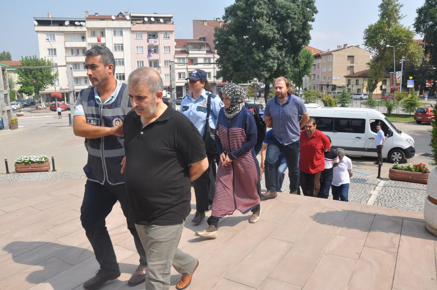 17 teachers detained in new post-coup probe