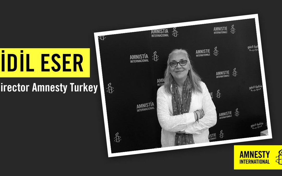 Imprisoned Amnesty Turkey director has no visitors due to lack of immediate family
