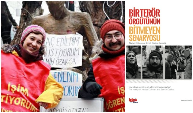 Interior ministry publishes book to declare hunger-striking educators as 'terrorists'