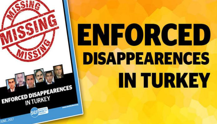 Report: Turkey resumes illegal abductions, enforced disappearances